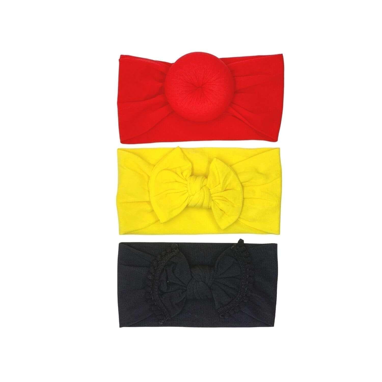Rojo/amarillo/negro