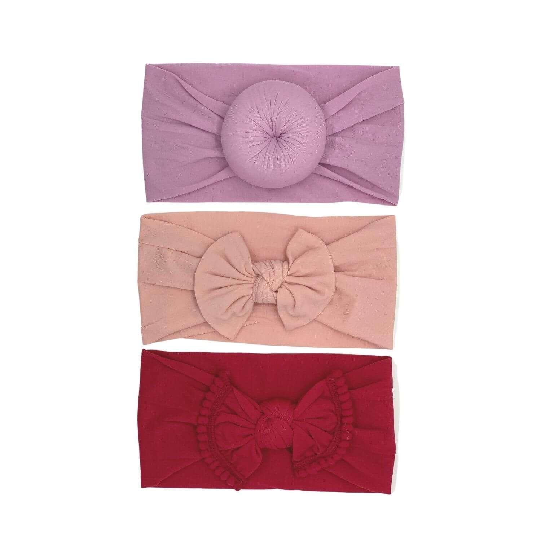 Lila/palo rosa/rojo
